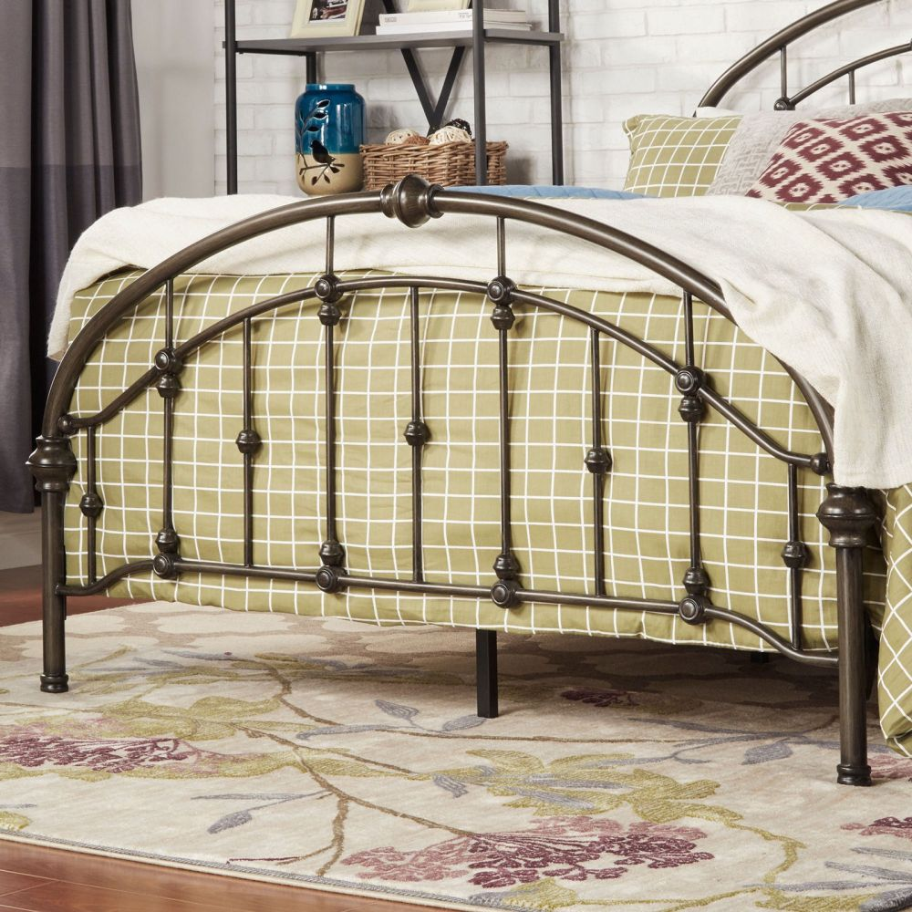 Antique Iron Bed Frames Queen