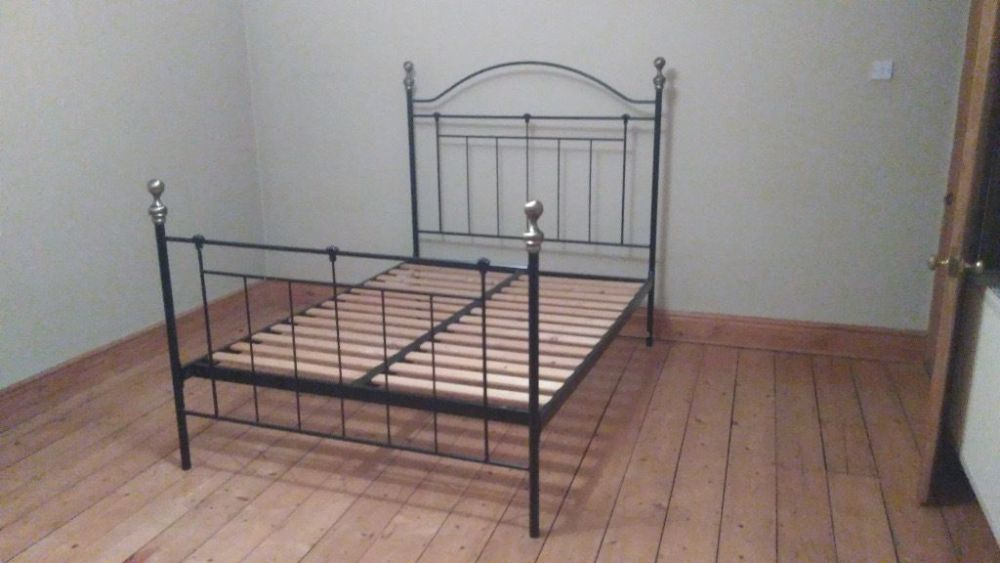 Antique Metal Bed Frame For Sale