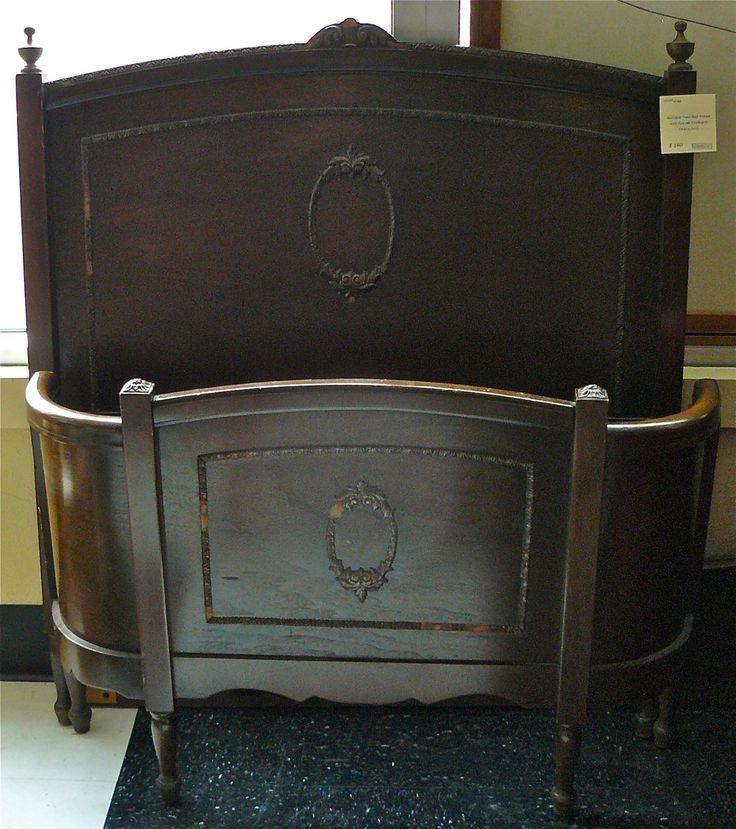 Antique Wooden Bed Frames Uk