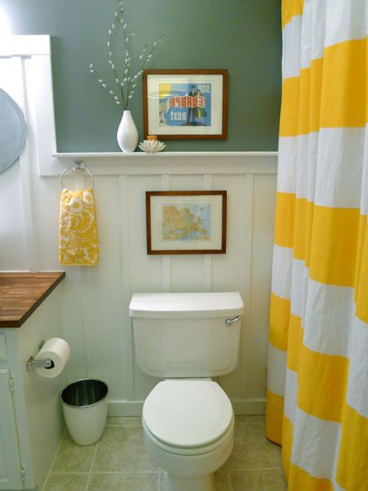 Apartment Bathroom Decorating Ideas Photos
