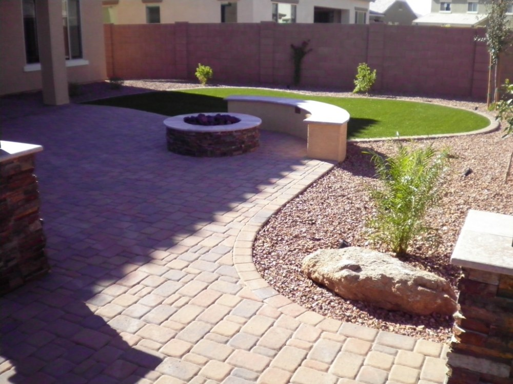 Arizona Landscaping Ideas Backyard