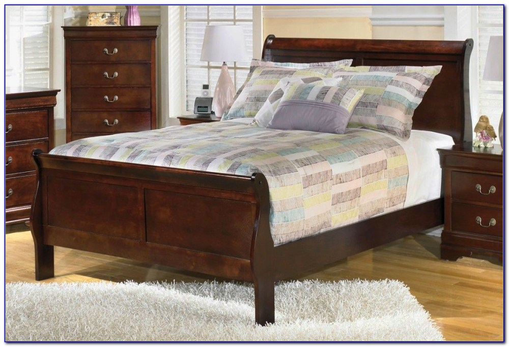 Ashley Furniture Bed Frame Assembly