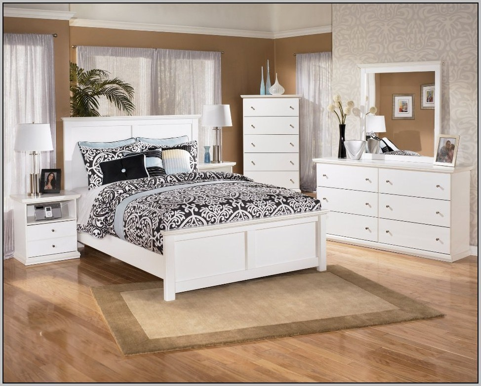 Ashley Furniture Bed Frame King