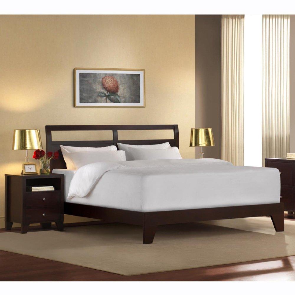 Asian King Bed Frame