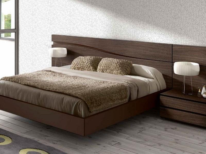 Asian Platform Bed Frame