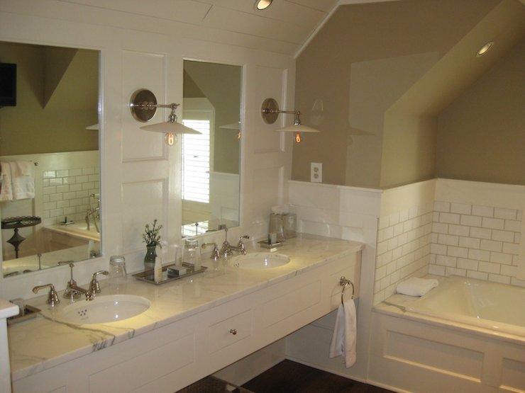 Attic Master Bathroom Ideas