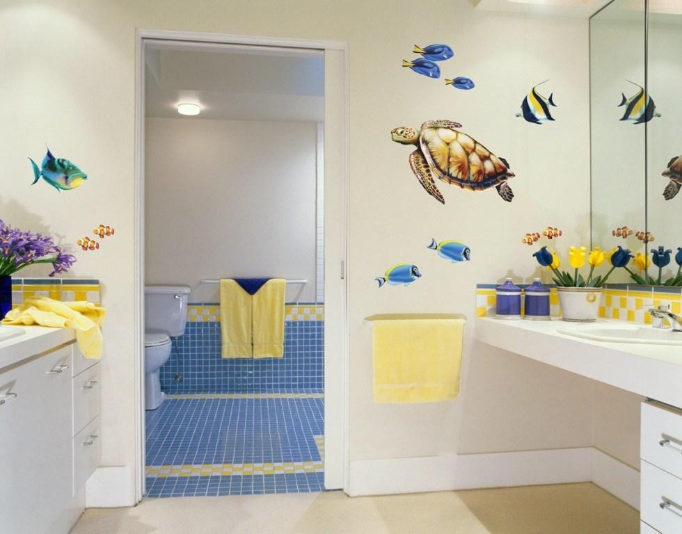 Baby Boy Bathroom Ideas