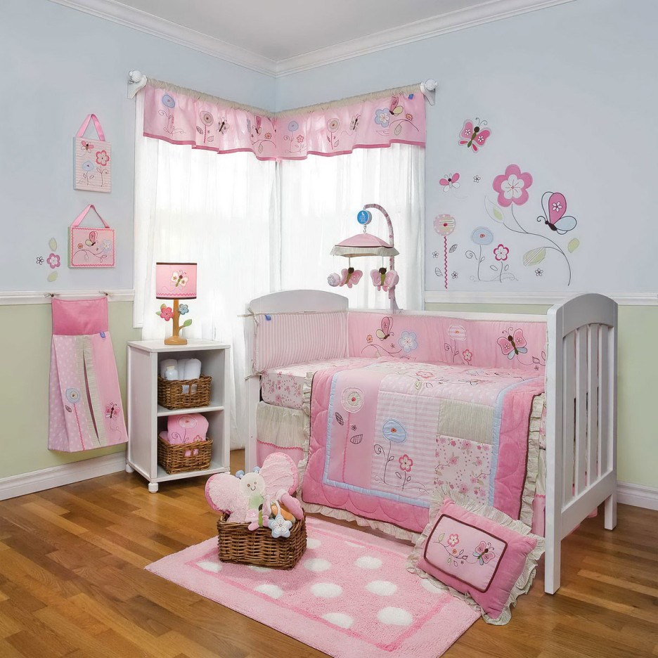 Baby Girl Bathroom Ideas
