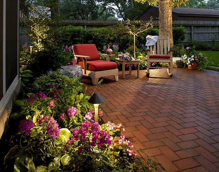 Backyard Landscape Design Ideas Images
