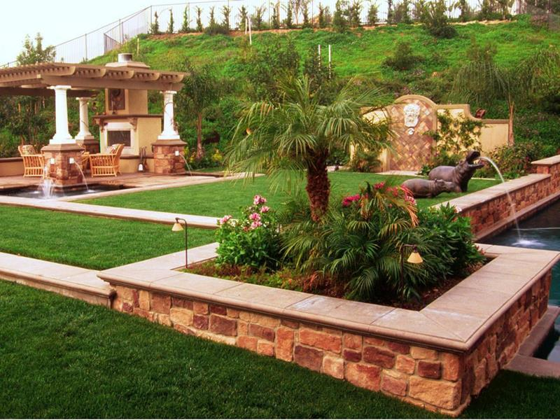 Backyard Landscape Design Ideas Pictures