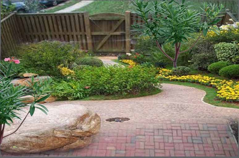 Backyard Landscape Design Photos