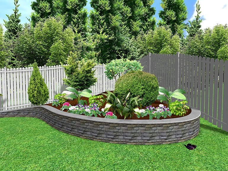 Backyard Landscape Designs On A Budget
