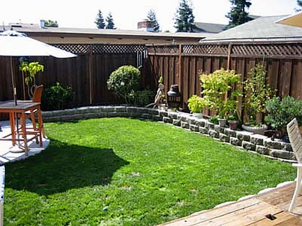 Backyard Landscape Ideas And Pictures
