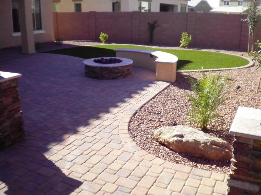 Backyard Landscape Ideas For Arizona