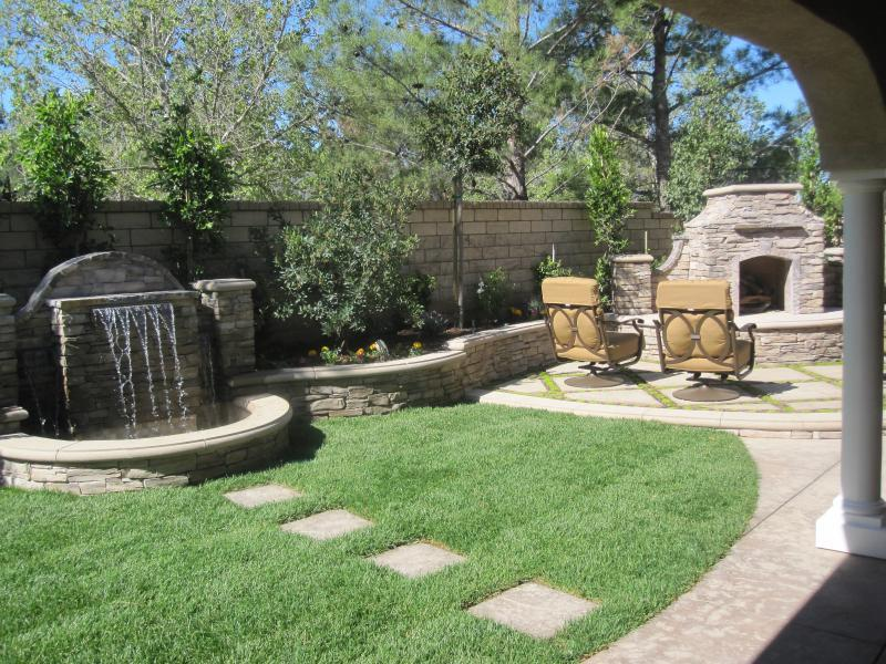 Backyard Landscaping Design Ideas Small Yards