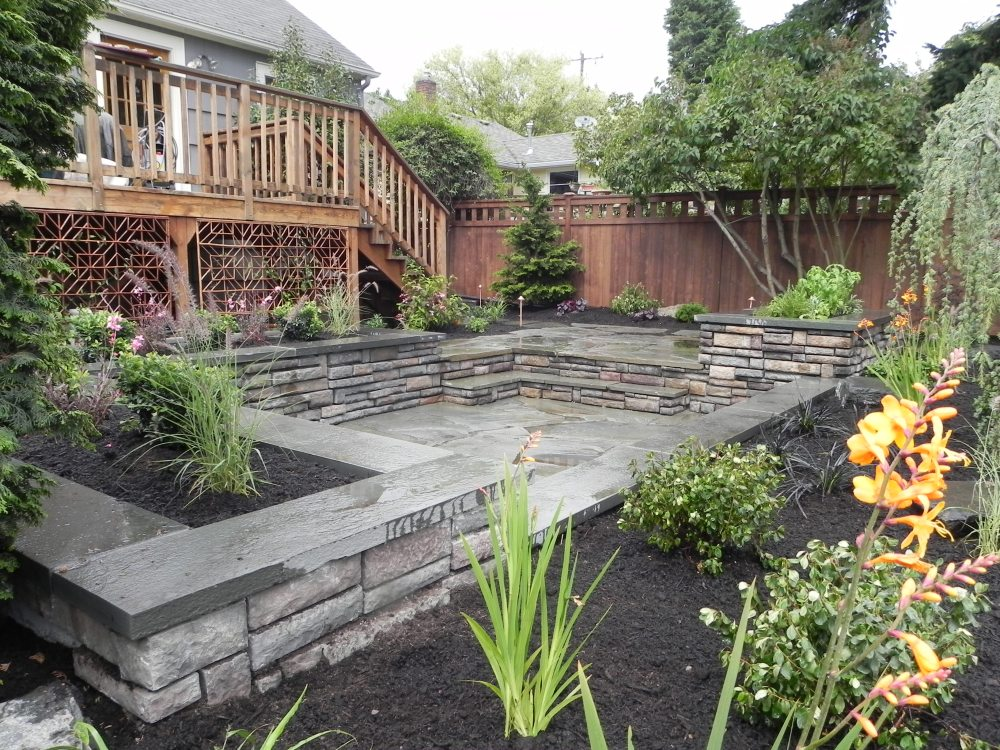 Backyard Landscaping Design Plans