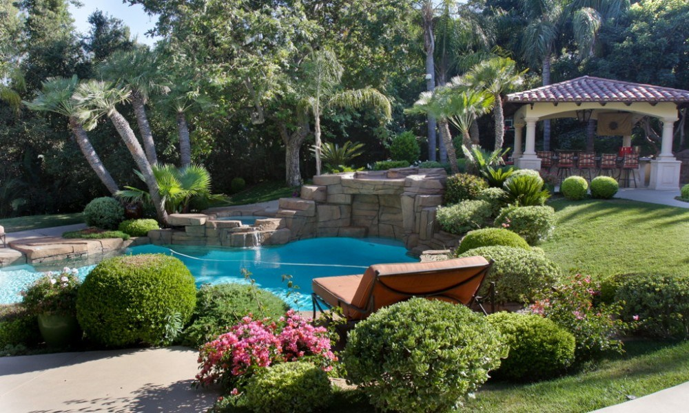 Backyard Landscaping Ideas For Sloped Yard