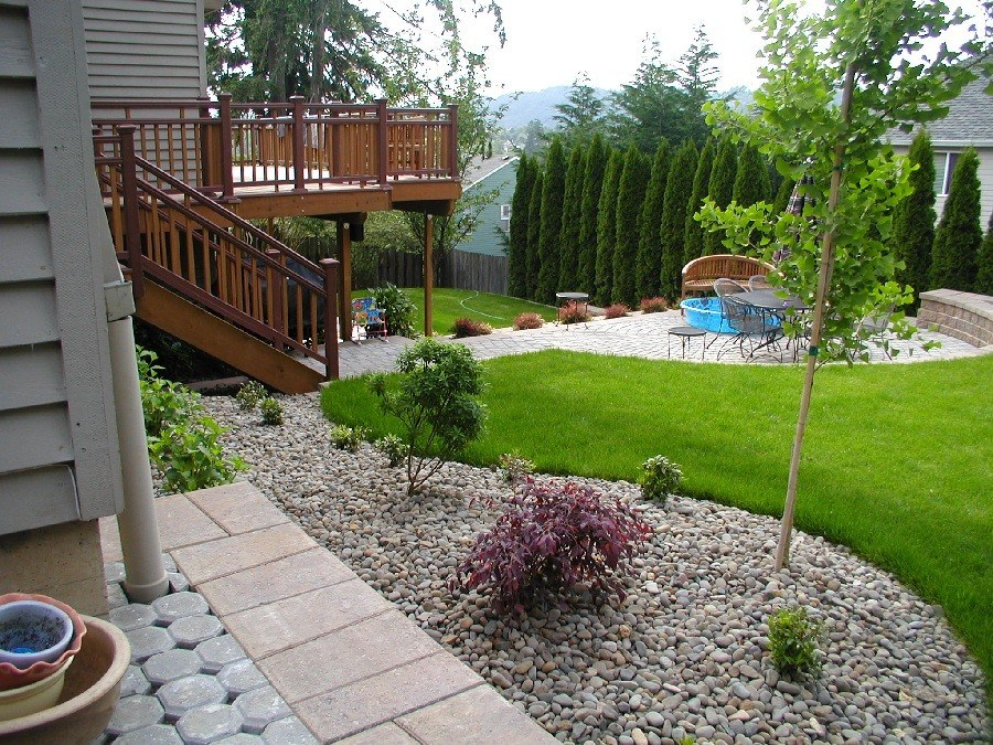 Backyard Landscaping Ideas Inexpensive