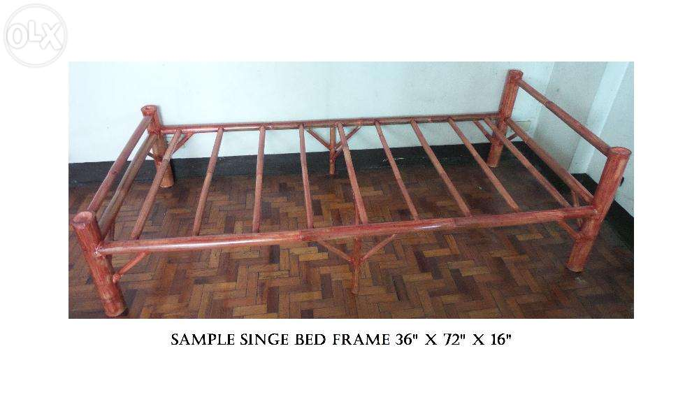 Bamboo Bed Frame Philippines
