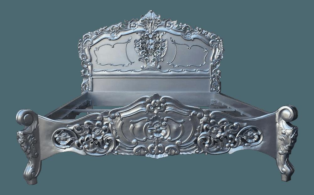 Baroque Queen Bed Frame