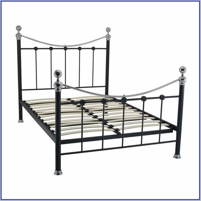Basic Bed Frame Diy