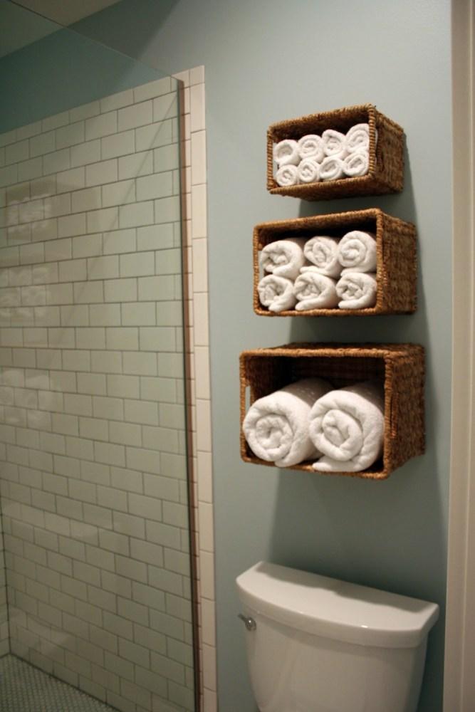 Bath Towel Ideas Pinterest