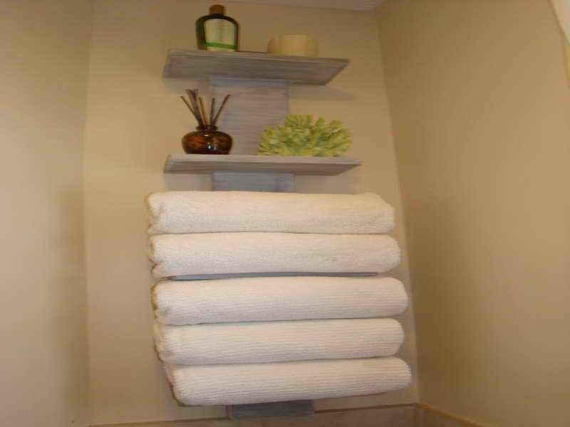Bath Towels Storage Ideas