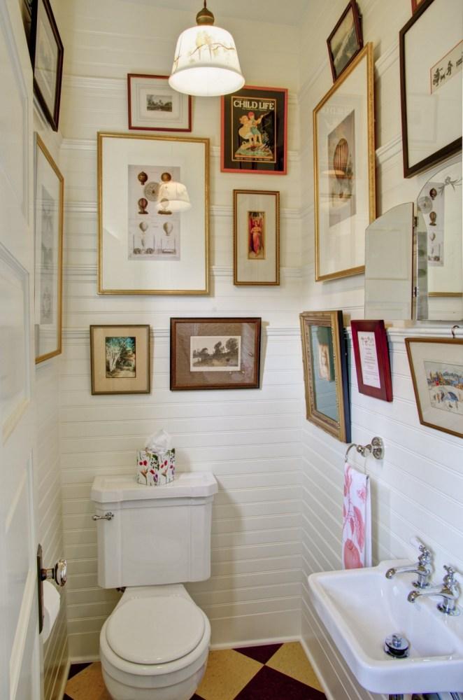 Bathroom Art Ideas Diy