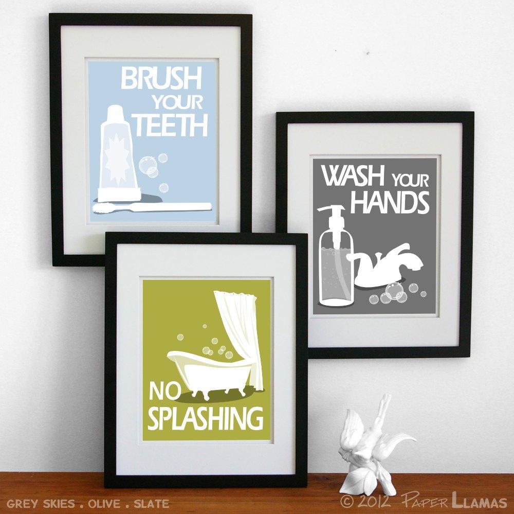 Bathroom Art Ideas Uk