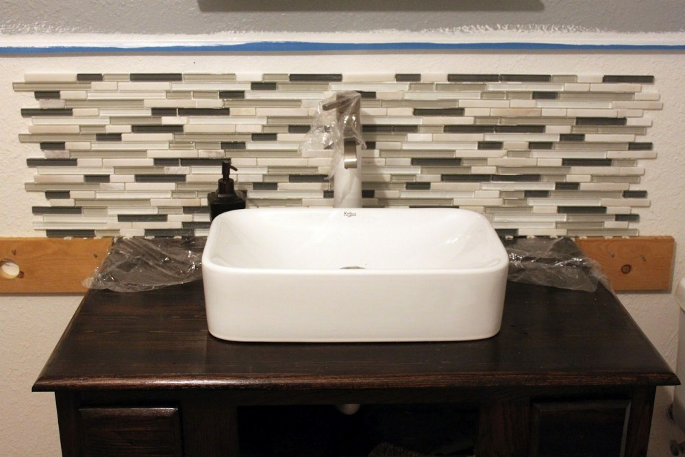 Bathroom Backsplash Ideas Pinterest