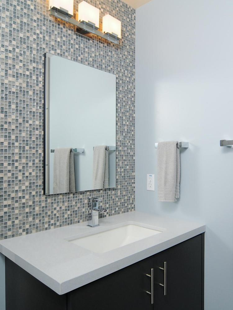 Bathroom Backsplash Images