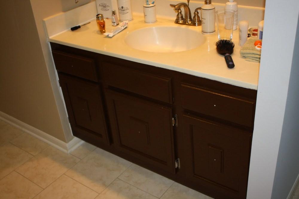 Bathroom Cabinet Painting Ideas