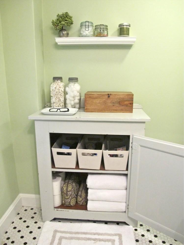 Bathroom Cabinets Ideas Storage