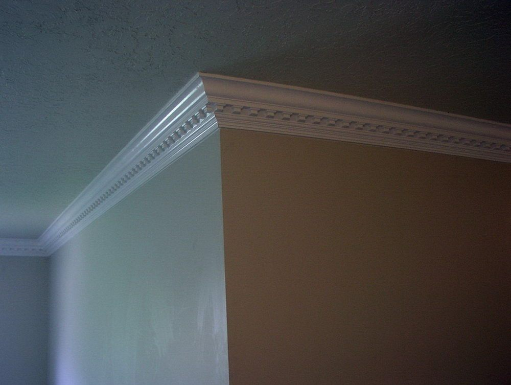 Bathroom Ceiling Trim Ideas