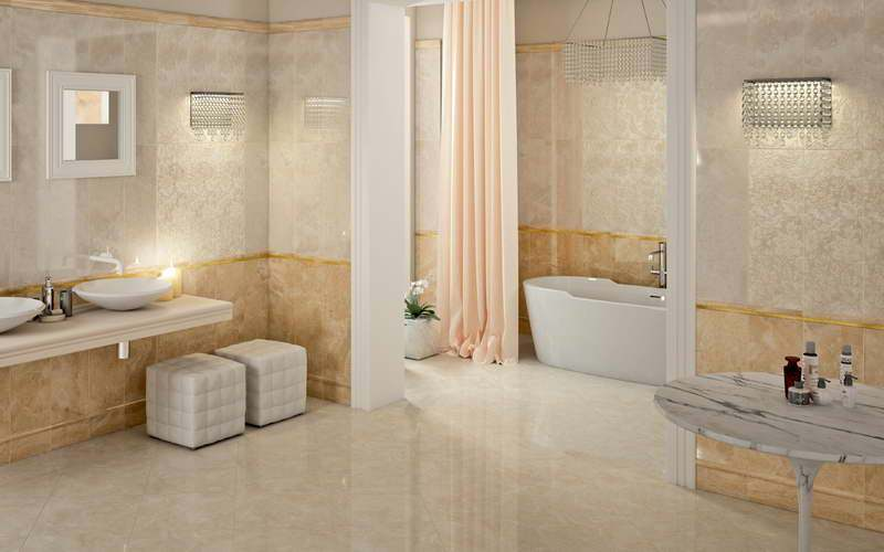 Bathroom Ceramic Tiles Ideas