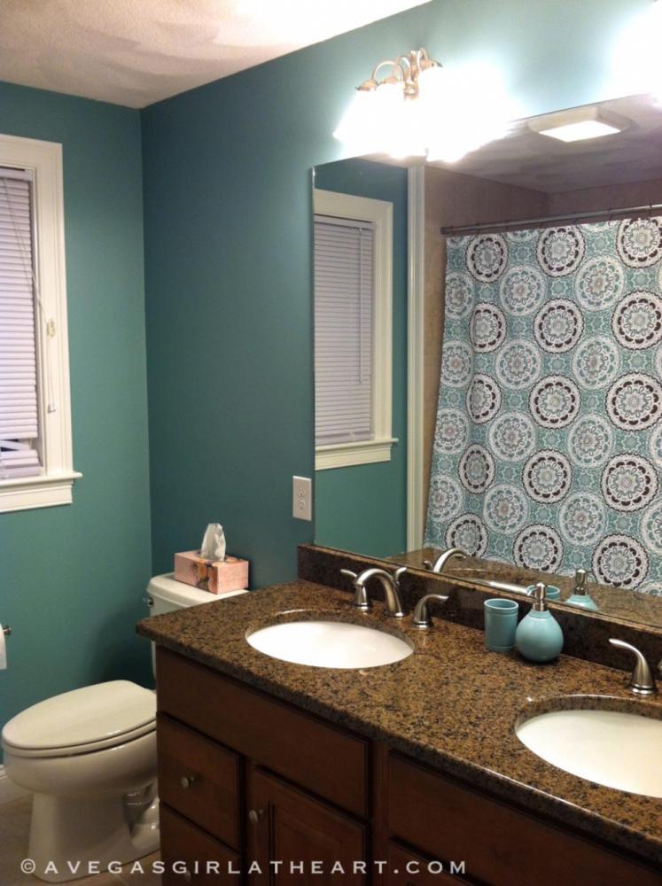 Bathroom Color Ideas Pictures