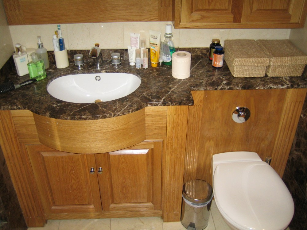 Bathroom Color Ideas With Oak Cabinets