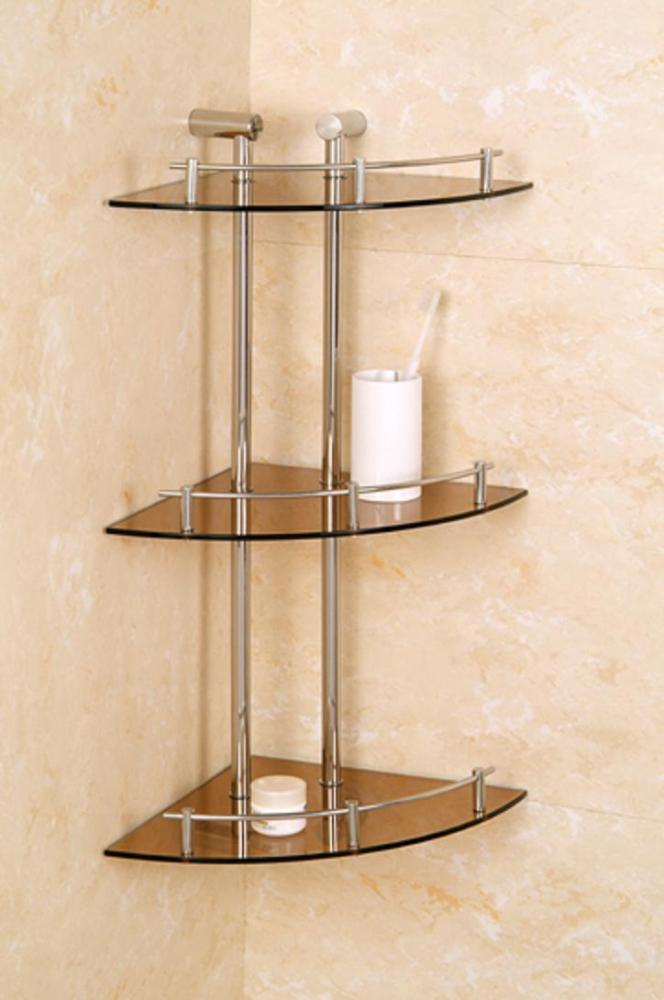 Bathroom Corner Shelf Ideas