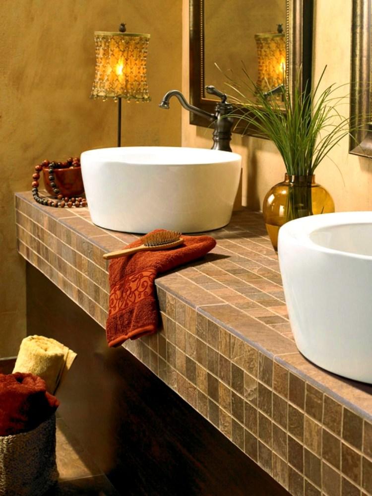 Bathroom Countertop Ideas Pinterest