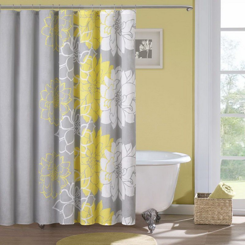 Bathroom Curtain Ideas Photos