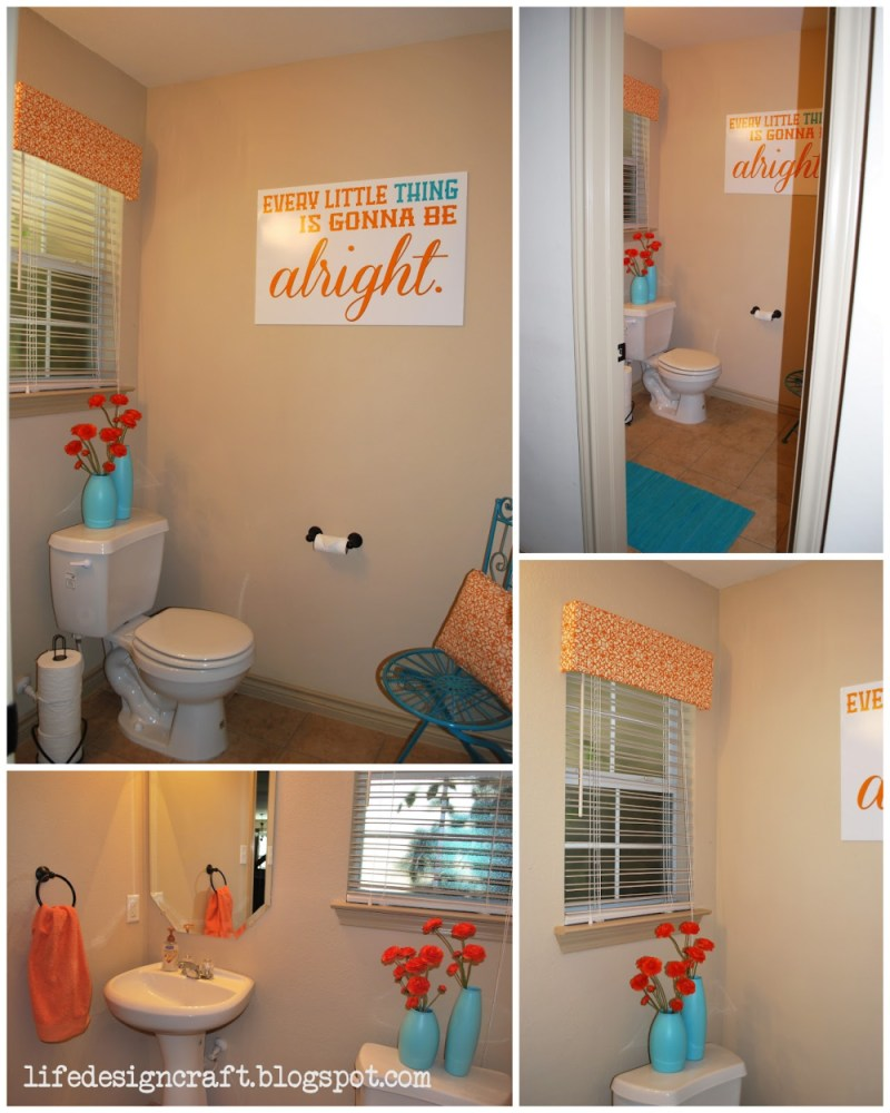 Bathroom Decor Ideas Cheap