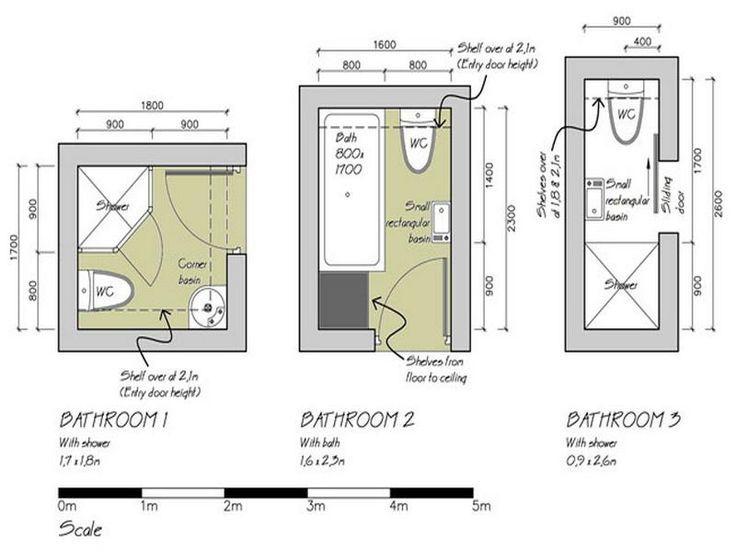 Bathroom Design Ideas Floor Plans