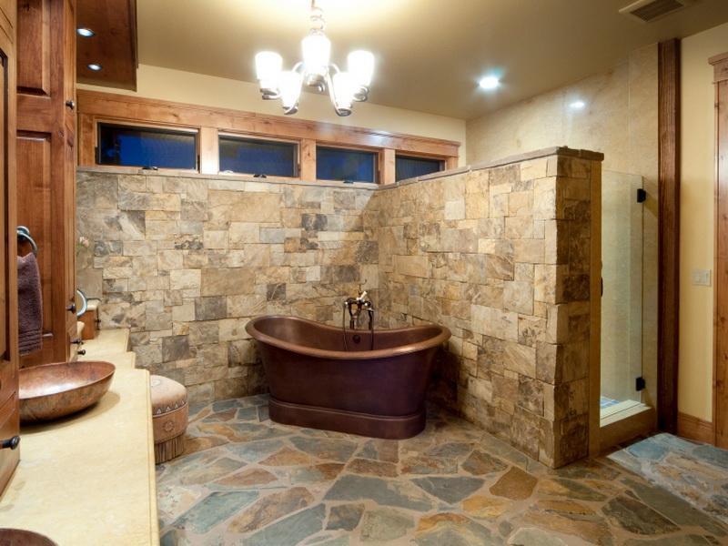 Bathroom Design Ideas Rustic