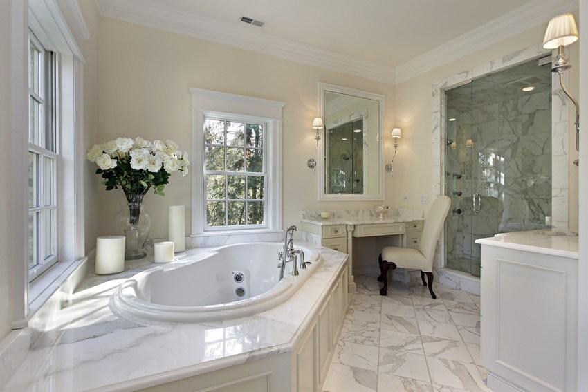 Bathroom Design Ideas White