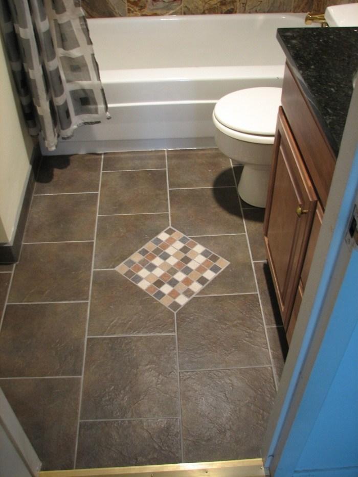 Bathroom Floor Ideas Cheap