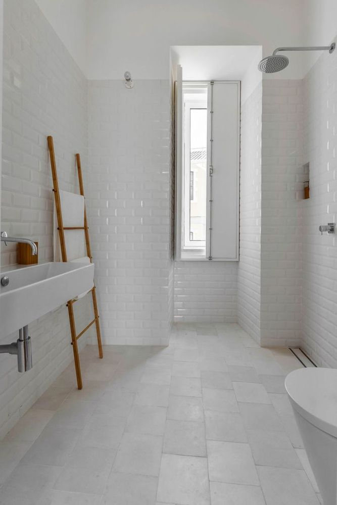 Bathroom Floor Ideas Pinterest