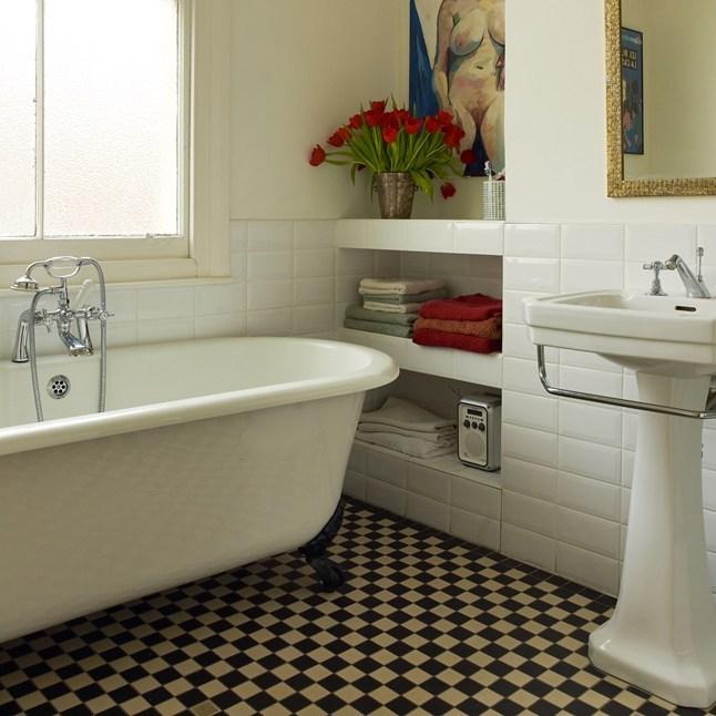 Bathroom Floor Ideas Uk
