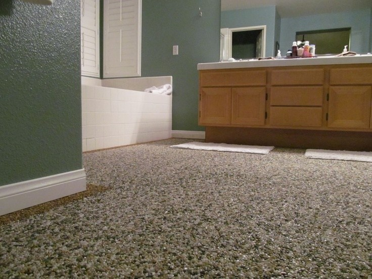 Bathroom Floor Rug Ideas