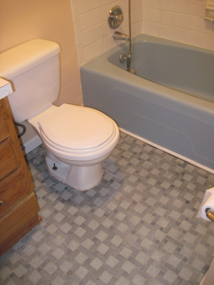 Bathroom Flooring Ideas Cheap