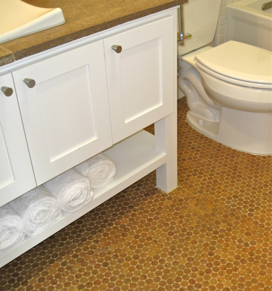 Bathroom Flooring Ideas Cork